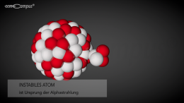 Alphastrahlung